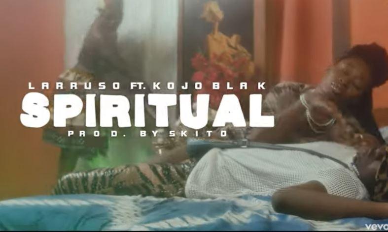 larruso spiritual video