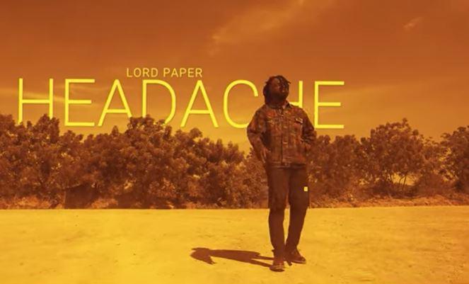 lord paper headache video
