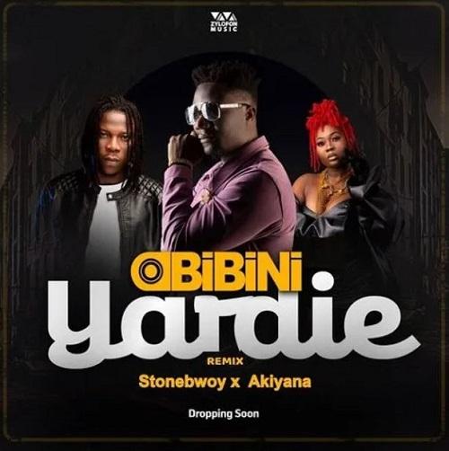 obibini – yardie remix ft stonebwoy