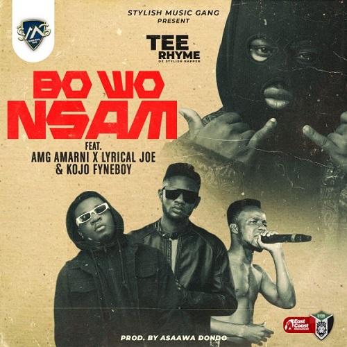 tee rhyme – bo wo nsam