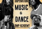 DopeNation - Music And Dance EP