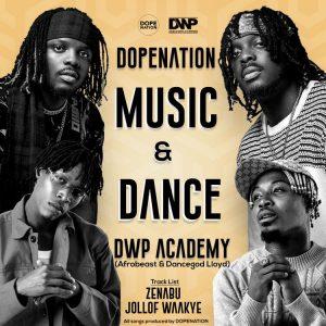 DopeNation - Jollof Waakye