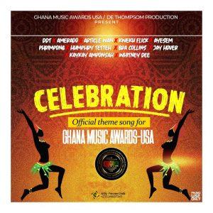 GMA-USA - Celebration (Theme Song) Ft All Stars