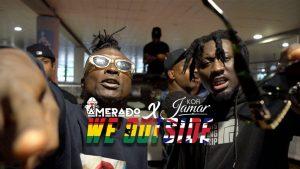 Amerado - We Outside Video Ft Kofi Jamar