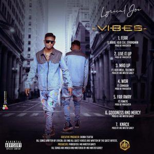 Lyrical Joe - Vibes EP