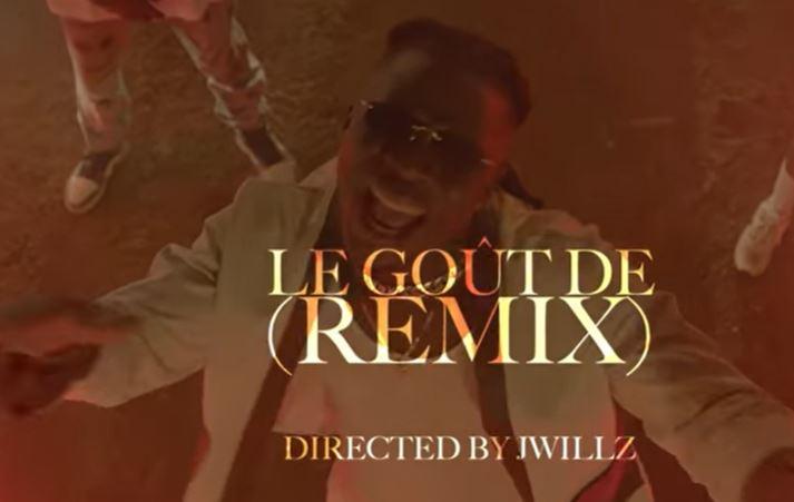 remy adan le gout de remix video