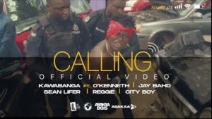 Kawabanga - Calling Video