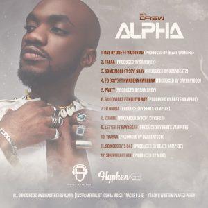 Mr Drew - Alpha Album [Full Album]