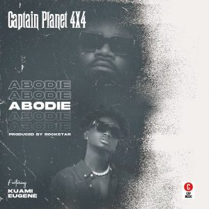 Captain Planet (4X4) - Abodie Ft Kuami Eugene