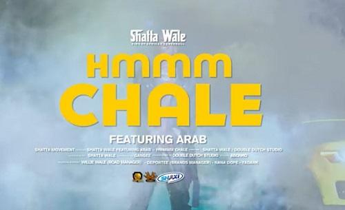 shatta wale – hmmm chale video