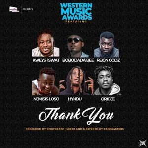 Western Music Awards - Thank You Ft Taadi All stars