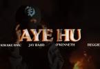 Kwaku DMC - Aye Hu Video Ft Jay Bahd