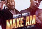 KobbyRockz - Make Am Ft Amerado