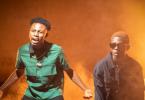 Kweku Flick - Attack Video ft Strongman