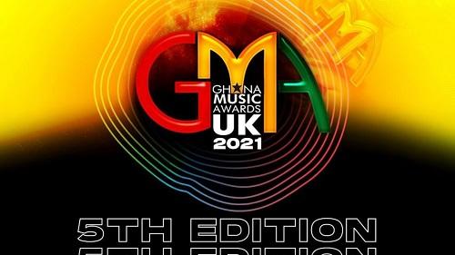ghana music awards uk 2021 winners