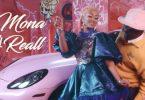 Mona 4Reall - Zaddy's Girl Video Ft Medikal