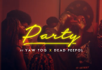Malcolm Nuna - Party Video ft Yaw Tog